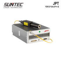 Suntec Fiber Laser Source 30W JPT MOPA Generator Mopa for Marking Machine YDFLP-30-LP2+-L1