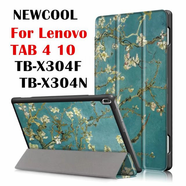 Case For Lenovo Tab4 10 ,KST Smart Leather Case  for Lenovo TAB 4 10 TB-X304F TB-X304N Flip Cover tablet Case Protective shell ultra thin smart flip pu leather cover for lenovo tab 2 a10 30 70f x30f x30m 10 1 tablet case screen protector stylus pen