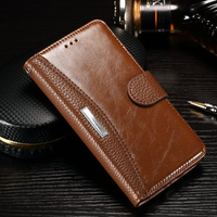 Case For XiaoMi Redmi Note 4 Prime Cases Leather Wallet Flip Cover Phone Bags Cases For
