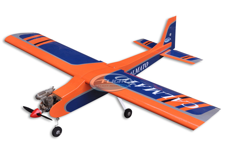 Zyhobby 61inch 1550mm Trainer Plane Calmato Sport 40 Electric/Nitro Engine RC Fixed Wing Airplane zyhobby mxs r extra330 50cc fixed wing arf rc airplane 3d flight