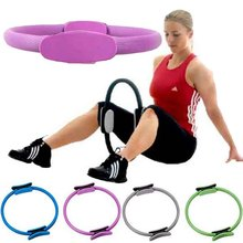 Women Health beauty Slimming Pilate Ring PILATES MAGIC Fitness Circle For Yoga Ring breast enlargement care sports practise tool