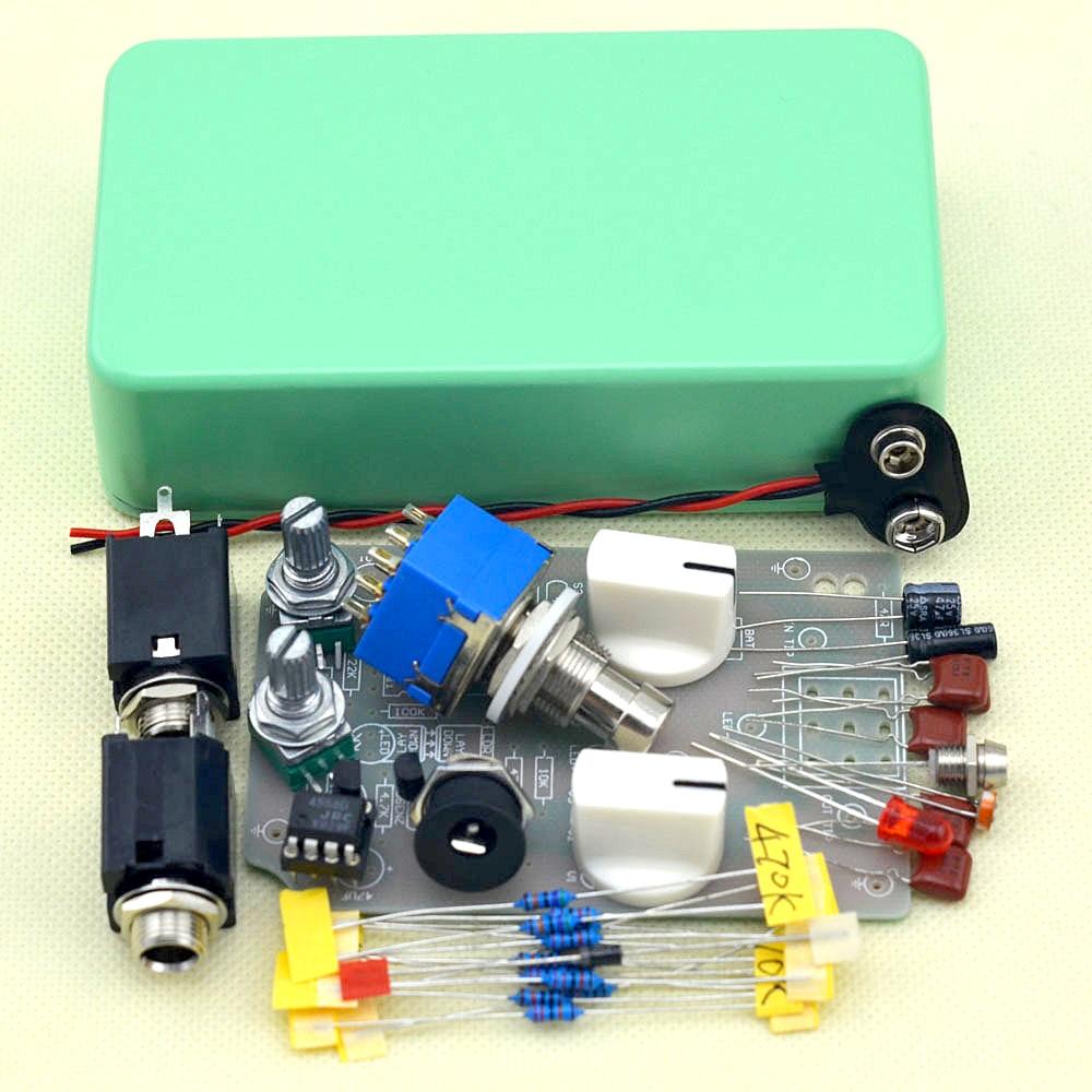 diy compressor guitar pedal kits with1590b diecast aluminum enclosure ic4558d pedal kit true. Black Bedroom Furniture Sets. Home Design Ideas