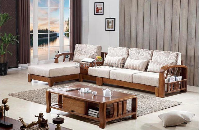 Wooden Sofa Set Wood For Home