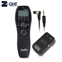 LCD Wireless Shutter Timer Remote 2.4G DC0 For Nikon D850 D810a D810 D800E D800 D700 D500 D300s D300 D2 D1 D200 D5 D4 D4s D3x