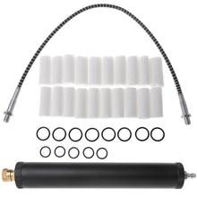 PCP אוויר מסנן מדחס מפריד דלק גבוהה לחץ 40Mpa 300bar משאבת