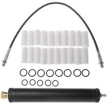 Pcp Luchtfilter Compressor Olie Water Separator Hoge Druk 40Mpa 300bar Pomp