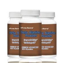 Beta Alanine Powder  500mg 100pcs Easy solubility* Training aid*