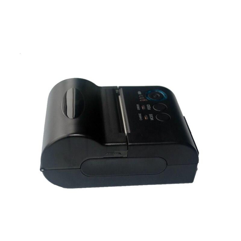 58 мм Портативный rs232 принтер с батареей USB интерфейс Карманный принтер Поддержка нескольких Компьютер печати HS 585BSU - 3