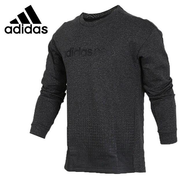 Оригинальный Новое поступление 2018 Adidas NEO лейбл M CS Толстовка Для мужчин пуловер Майки Спортивная
