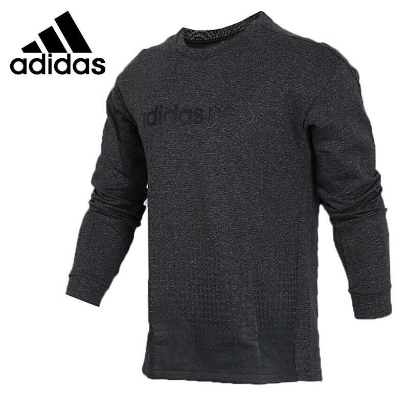 Original New Arrival 2018 Adidas NEO Label M CS SWEATSHIRT Men's Pullover Jerseys Sportswear baby toys japan simulation electric rice cooker bowl wooden toys food pretend play baby simulation kitchen toy set birthday gift