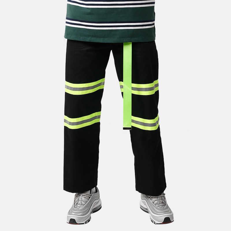 HEYGUYS 2018 модные мужские Штаны мужские уличные хип хоп мужская одежда классные спортивные брюки повседневные Комбинезоны Свободные Комбинезоны