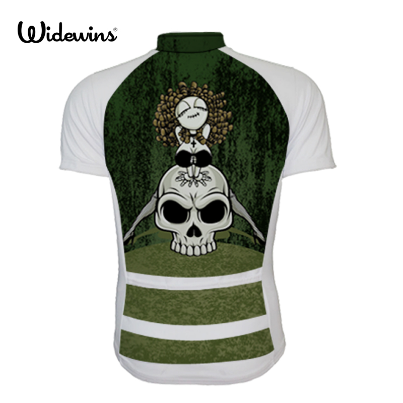 e20690a786d New Arrivals Skull Men s Cycling Jersey Short Sleeve Bicycle Clothing Quick  Dry Riding Bike Clothes Ropa Ciclismo 5453-in Cycling Jerseys from Sports  ...