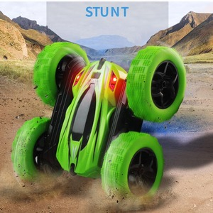 Image 4 - JJRC High Speed 3D Flip 2.4G Remote Control Stunt Drift Buggy Crawler Battery Operated Gift For Kids Multiplayer Machine Rc Car