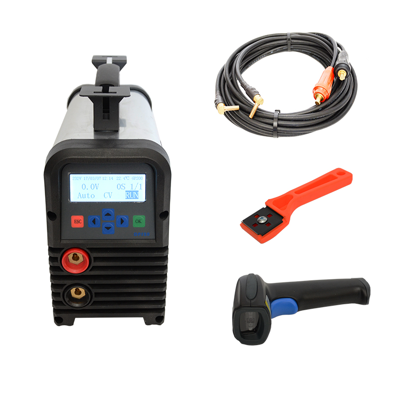 Electrofusion Welding Machine Equipment For Welding Of Polyethylene Pipes From 20 To 200 Mm