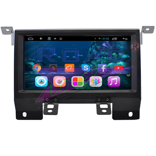 Roadlover Android 6.0 Car Autovideo Player For Land Lover 2013 2014 2015 GPS Navigation Stereo Magnitol Radio Double Din NO DVD