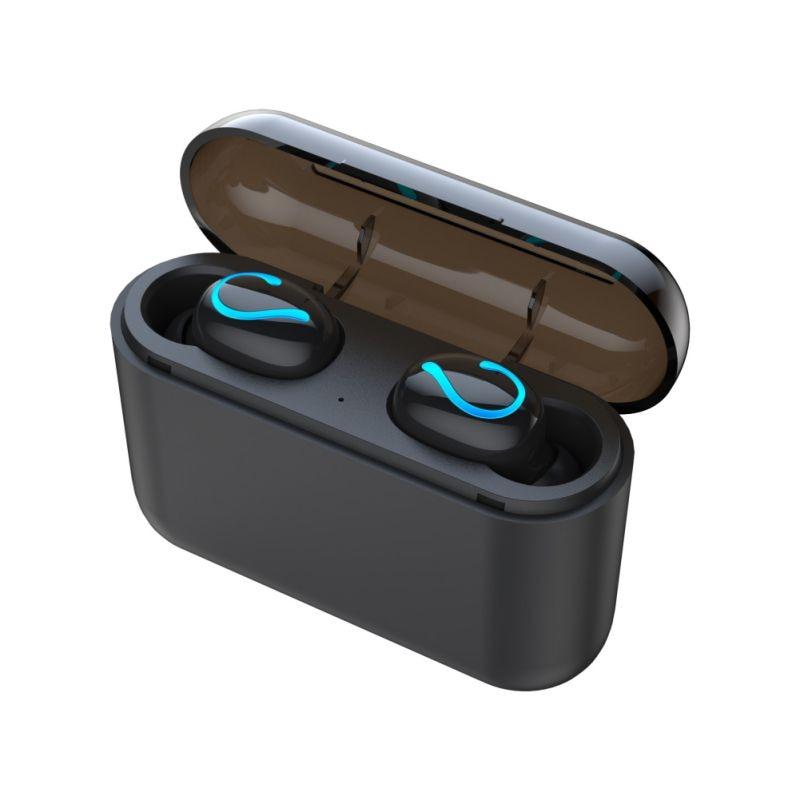 Q32 Bluetooth 5.0 Earphones TWS Wireless Headphones Blutooth Earphone Handsfree Headphone Sports Earbuds Gaming Headset