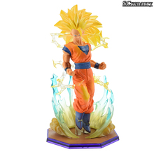 Super Saiyan 3 SSJ3 Son Goku Dragon Ball Collectible Action Figure