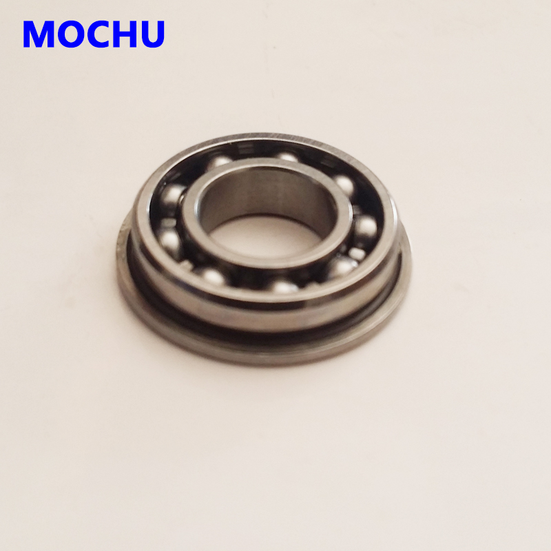 1pcs F6311 6311 55x120x29 MOCHU Flange Bearing Miniature Deep Groove Ball Bearing Open MADE IN CHINA zokol 6311 2rs bearing 6311 2rs z2v2 180311 z2v2 deep groove ball bearing 55 120 29mm