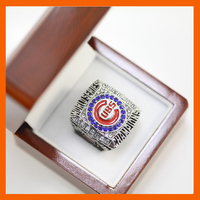 REPLICA 2016 CHICAGO CUBS BASEBALL WORLD SERIES CHAMPIONSHIP RING WITH HIGH QUALITY MEN JEWELRY