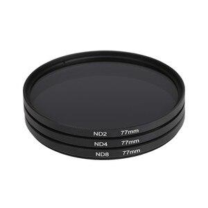 Image 5 - ND Filter Neutral Density ND2 ND4 ND8 Filtors 49MM 52MM 55MM 58MM 62MM 67MM 72MM 77MM Photography for Canon Nikon Sony Camera