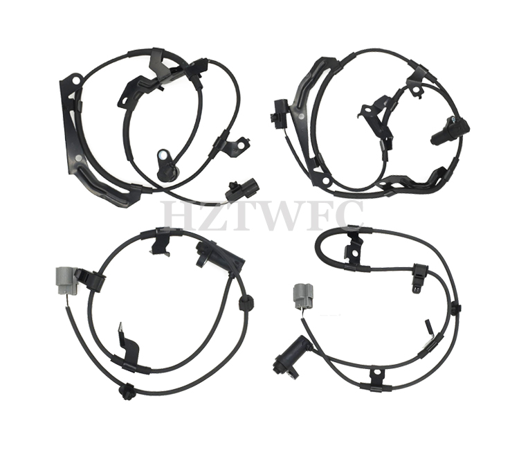 4Pcs ABS Wheel Speed Sensor MN102573 MN102574 MN102577