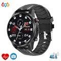 696 Смарт-часы X7 4G  спортивные Смарт-часы для мужчин и женщин  фитнес-часы с пульсом  1 39 дюйма  MTK6739  Android 7 1  для Android и IOS