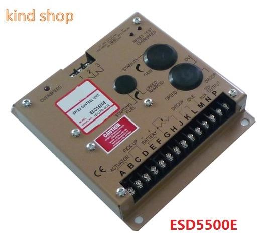 5500e Engine Speed Governor ESD5500E DC Motor Controller все цены