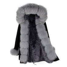d28bd5ce5 Popular Fox Fur Lined Parka Coat-Buy Cheap Fox Fur Lined Parka Coat ...