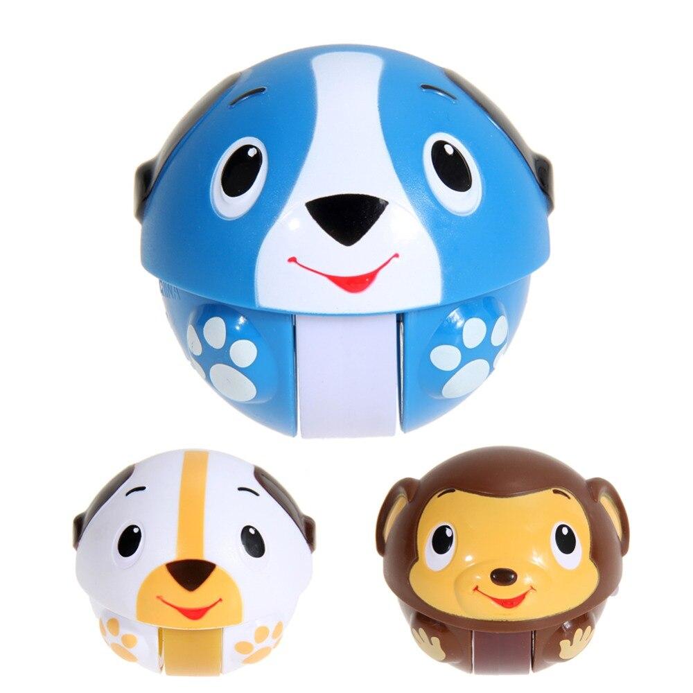 Aliexpresscom Buy Musical Flashing Ball Toy Cartoon Cute Dog
