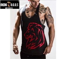 2017 Men S Clothing Wear GYMS Tank Top Fitness Male Summer Stringer Sexy Muscle Bodybuilding Lifting