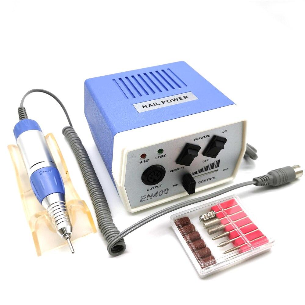 35w unha arte eletrica maquina de broca 30000rpm manicure pedicure maquina fresas acessorios unhas arquivos manicure