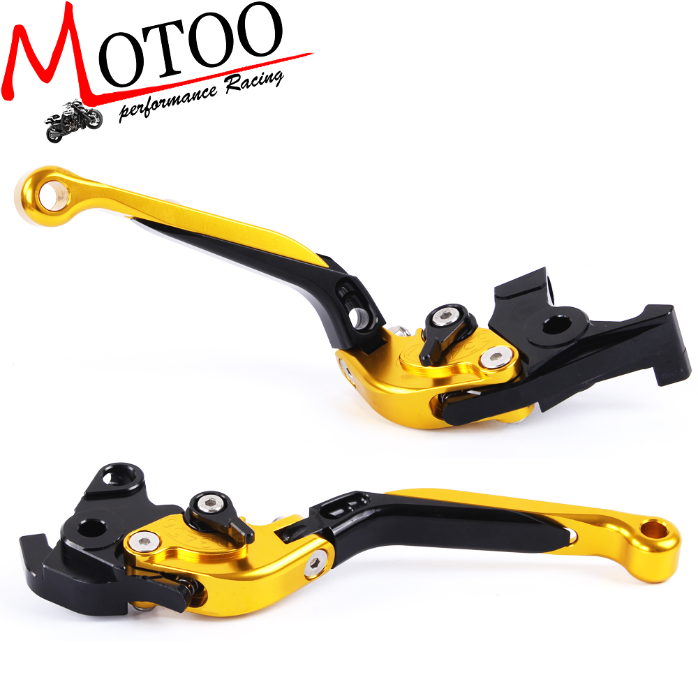 Motoo - F-XX V-00 Adjustable CNC 3D Extendable Folding Brake Clutch Levers For HONDA VFR800 CBR1100XX/BLACKBIRD ST1300/ST1300A gt motor f 18 v 00 adjustable brake clutch levers for honda vtr1000f firestorm cbf1000 vfr750 vf750s sabre vfr800 f