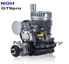 NGH الغاز محركات 2 السكتة الدماغية NGH GT9pro محركات تعمل بالبنزين محركات البنزين ل RC طائرة Multicopter محرك الطائرة بدون طيار 9CC