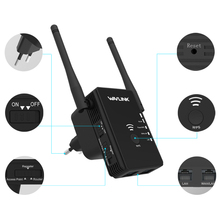 Wavlink N300 Original Wireless Wifi Repeater 300mbps Universal Range Wireless Router With 2 Antennas  AP Router Repeater Mode