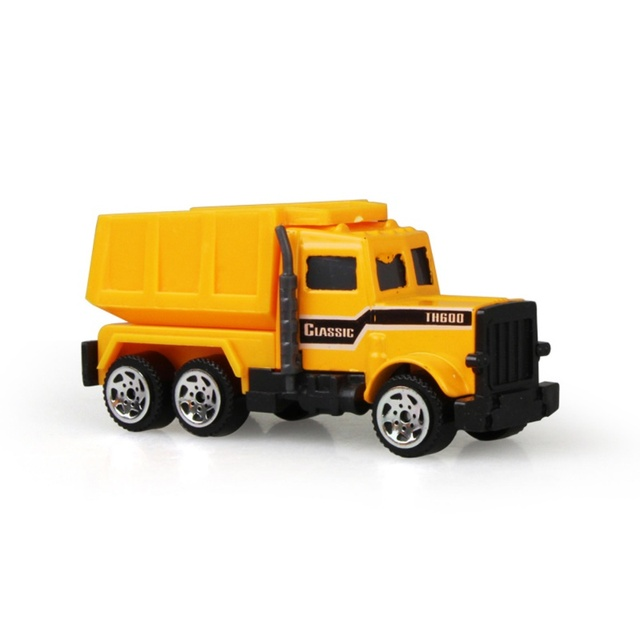 kids toys little model cars engineering car dump car dump truck model classic toy mini