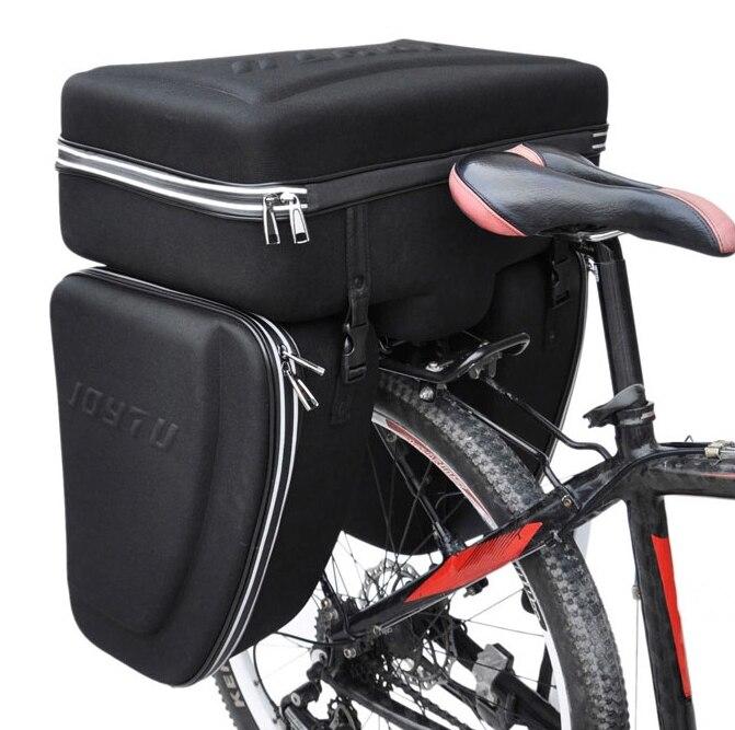 Joytu велосипед сзади Кронштейн пакет на открытом воздухе Велосипеды дальних путешествий мешок три в одном велосипед хвост мешок