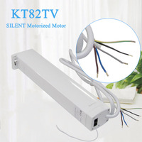 Ewelink Dooya Mobile APP Direct Control Electric CurtainMotor KT82TV Mute Sunflower Smart Home Curtain Electric System
