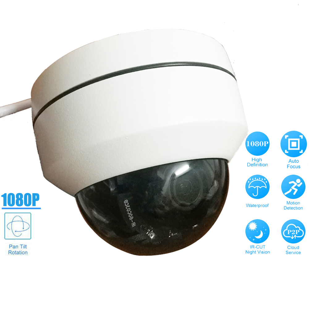 NRW3X-89-204 Indoor/Outdoor HD 1080P PTZ Dome IP Camera 2MP 3X OpticaL Zoom Auto Focus Night Vision IR-Cut RTSP P2P CAM 2.4NRW3X-89-204 Indoor/Outdoor HD 1080P PTZ Dome IP Camera 2MP 3X OpticaL Zoom Auto Focus Night Vision IR-Cut RTSP P2P CAM 2.4