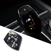 High Quality ABS Gear Shift Control Center Decorative Cover Sticker For Bmw X5 X6 X4 E39