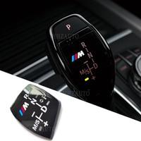 High Quality ABS Gear Shift Control Center Decorative Cover Sticker For Bmw X5 X6 X4 E39