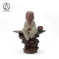 Goofanser der buddhistischen bastelbedarf panxiang duftenden weihrauch-brenner keramik duftlampe dharma SAN