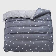 1 adet nevresim 220*240 yatak yorgan battaniye yorgan kapak baskı tek, çift kraliçe kral özelleştirilmiş 140*200cm Nordic