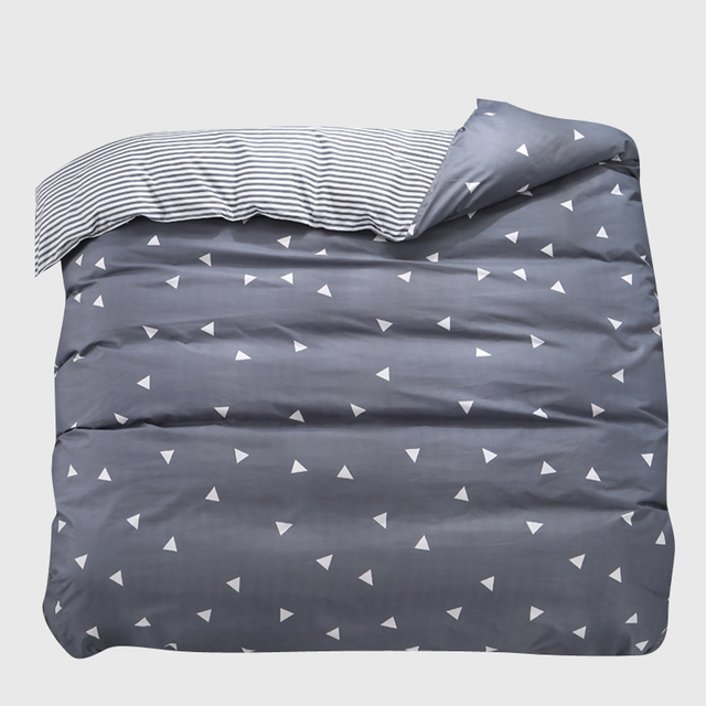 1PCS Duvet Cover 220*240 Bedding Quilt Blanket Comforter Cover Printing Single Double Queen King Customized 140*200cm Nordic