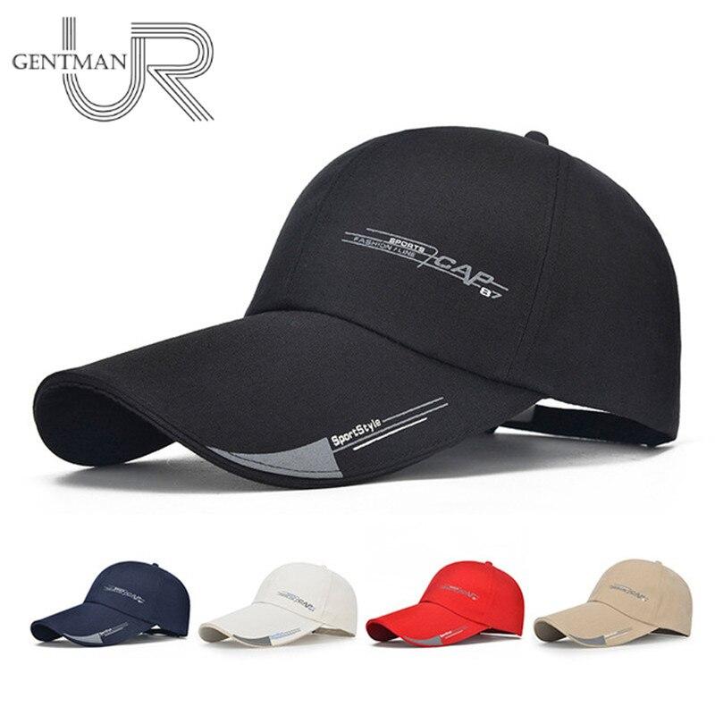 Long Brim Shade   Cap   Mens Sports Snapback Hat   Cap   For Fishing Outdoor Fashion   Baseball     Cap   Sun Dad Hat Bone Gorras Cheap   Cap