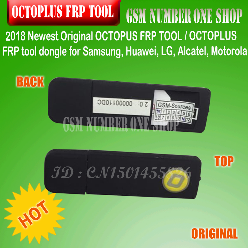 OCTOPLUS FRP narzędzie klucz do marki Samsung, Huawei, LG, Alcatel, telefonów komórkowych Motorola w Części do telekomunikacji od Telefony komórkowe i telekomunikacja na AliExpress - 11.11_Double 11Singles' Day 1