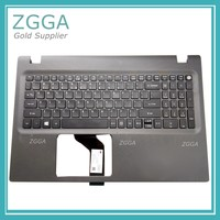 Genuine Palmrest With Keyboard Bezel NEW For Acer Aspire E15 E5 522 532 552 572 573 574 Upper Case Laptop Replace Shell