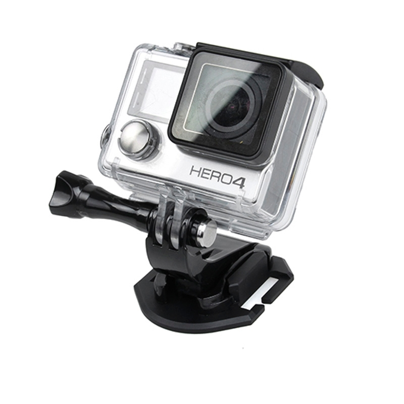For Go Pro Accessories Tactical Vest CNC Plane Base Molle Connection Mount for GoPro HERO5 HERO4 Session HERO 5 4 3 SJ4000 in Tripods from Consumer Electronics