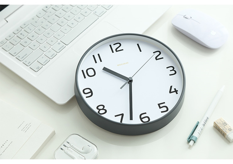 electronic thermometer desktop clock old clock metal clock vintage table clock silent clock small digital clock watch desk desk clock digital (14)