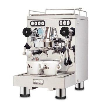 цена на Professional Coffee Machine Commercial Espresso Cappuccino Coffee Machine Semi-automatic Espresso Coffee Maker