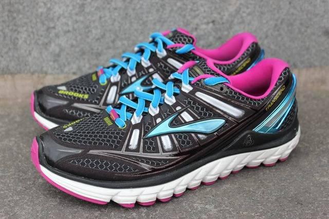 Brooks Transcend Black Running Shoes